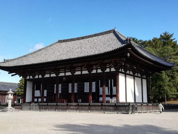 興福寺の東金堂