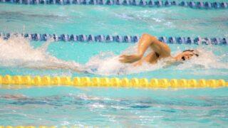 競泳の自由形