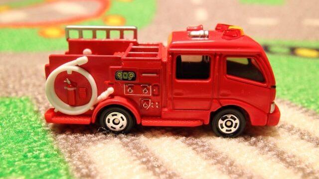 消防車の画像